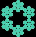 ワイヤロープ6x7